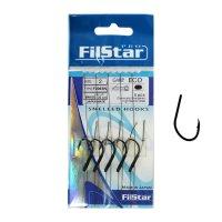 5 x Carp Rig mit Wirbel Boilievorfach Hair Rig...