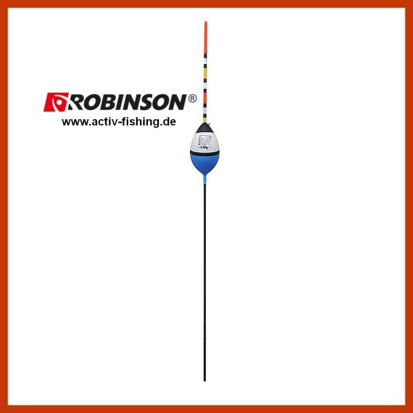 TEAM ROBINSON Multicolor Pose Stipppose Schwimmer 4,00g / ca. 24,5cm