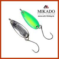 1x MIKADO Trout Ice Spoon Forellen Blinker...