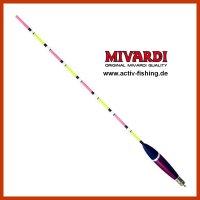 MIVARDI Multicolor Waggler vorbebleite Laufpose Schwimmer...