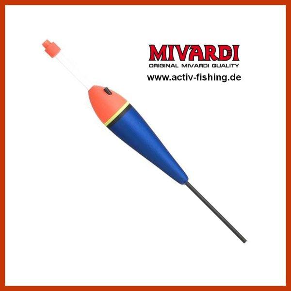 MIVARDI PT4 Raubfisch Knicklicht Pose mit Innenschnurführung Wallerpose 8g