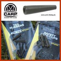 10 x MIVARDI TAIL RUBBER 3mm/6mm für Lead Clip