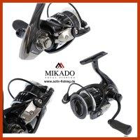 MIKADO NOCTIS 2006 kleine sehr leichte (206g) HIGH TECH...