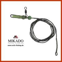 2 x MIKADO HELICOPTER Rig System Karpfenmontage QC-...