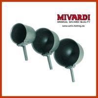 TEAM MIVARDI Set mit 3 Pole Cup und Adapter...