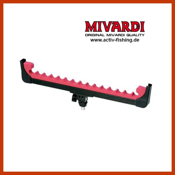 MIVARDI FEEDER POD große 48cm Method Feederablage Feederauflage Rutenauflage