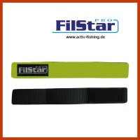 5mm starkes Neopren Klettband (18x2,5cm) Rutenband...