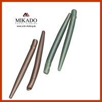 20 x MIKADO ANTI-TANGLE SLEEVE SEMI-STIFF 43 mm