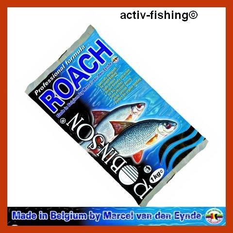 Roach black (Rotaugen schwarz)